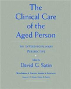 Foto Cover di Clinical Care of the Aged Person: An Interdisciplinary Perspective, Ebook inglese di  edito da Oxford University Press
