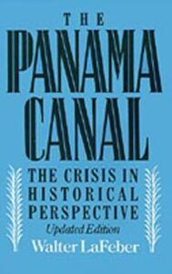 Foto Cover di Panama Canal, Ebook inglese di Walter LaFeber, edito da Oxford University Press, UK