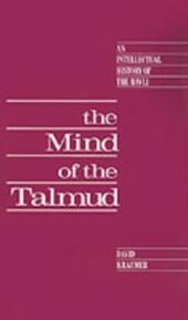 Mind of the Talmud: An Intellectual History of the Bavli