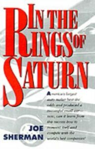 Ebook in inglese In the Rings of Saturn Sherman, Joe