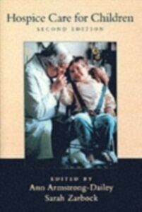 Ebook in inglese Hospice Care for Children AN, ARMSTRONG-DAILEY
