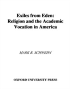 Ebook in inglese Exiles from Eden Schwehn, Mark R.