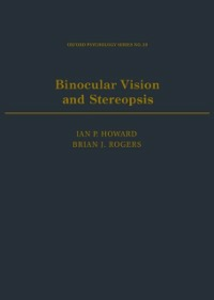 Ebook in inglese Binocular Vision and Stereopsis P, HOWARD IAN