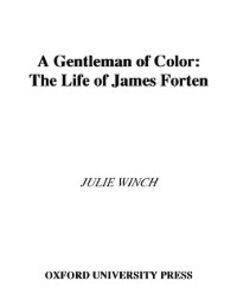 Ebook in inglese Gentleman of Color Winch, Julie