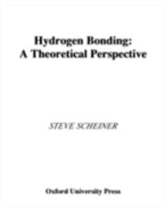 Ebook in inglese Hydrogen Bonding: A Theoretical Perspective Scheiner, Steve