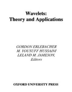 Ebook in inglese Wavelets: Theory and Applications