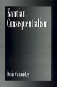 Ebook in inglese Kantian Consequentialism Cummiskey, David