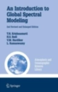 Foto Cover di Introduction to Global Spectral Modeling, Ebook inglese di AA.VV edito da Oxford University Press