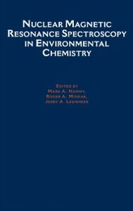 Foto Cover di Nuclear Magnetic Resonance Spectroscopy in Environmental Chemistry, Ebook inglese di  edito da Oxford University Press