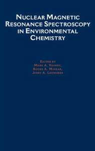 Ebook in inglese Nuclear Magnetic Resonance Spectroscopy in Environmental Chemistry -, -