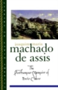 Ebook in inglese Posthumous Memoirs of Bras Cubas Machado de Assis, Joaquim Maria