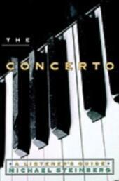 Concerto: A Listener's Guide