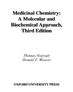 Ebook in inglese Medicinal Chemistry: A Molecular and Biochemical Approach Nogrady, Thomas , Weaver, Donald F.