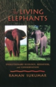 Ebook in inglese Living Elephants: Evolutionary Ecology, Behaviour, and Conservation Sukumar, Raman
