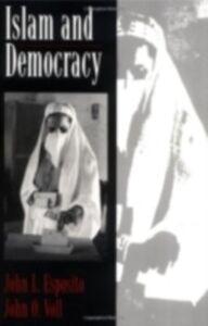 Ebook in inglese Islam and Democracy Esposito, John L. , Voll, John O.