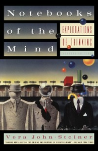 Ebook in inglese Notebooks of the Mind: Explorations of Thinking John-Steiner, Vera