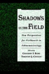 Foto Cover di Shadows in the Field, Ebook inglese di BARZ GREGORY F, edito da Oxford University Press