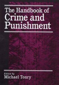 Foto Cover di Handbook of Crime and Punishment, Ebook inglese di  edito da Oxford University Press