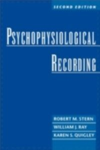 Ebook in inglese Psychophysiological Recording Quigley, Karen S. , Ray, William J. , Stern, Robert M.