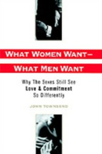 Ebook in inglese What Women Want--What Men Want: Why the Sexes Still See Love and Commitment So Differently Townsend, John Marshall