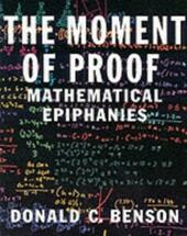 Moment of Proof: Mathematical Epiphanies