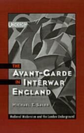 Avant-Garde in Interwar England