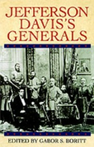 Ebook in inglese Jefferson Davis's Generals -, -