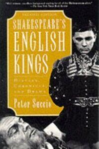 Foto Cover di Shakespeare's English Kings: History, Chronicle, and Drama, Ebook inglese di Peter Saccio, edito da Oxford University Press