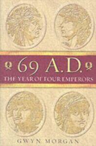 Ebook in inglese 69 AD The Year of Four Emperors Morgan, Gwyn