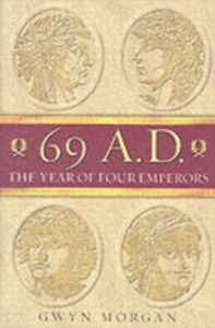 Ebook in inglese 69 AD The Year of Four Emperors Morgan, Gwyn
