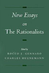 Foto Cover di New Essays on the Rationalists, Ebook inglese di  edito da Oxford University Press
