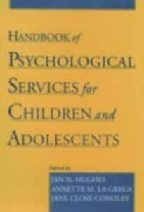 Ebook in inglese Handbook of Psychological Services for Children and Adolescents