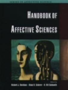 Ebook in inglese Handbook of Affective Sciences -, -
