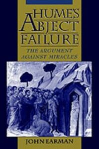 Ebook in inglese Hume's Abject Failure: The Argument Against Miracles Earman, John