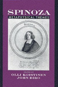 Ebook in inglese Spinoza: Metaphysical Themes -, -