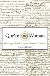 Ebook in inglese Qur'an and Woman: Rereading the Sacred Text from a Woman's Perspective Wadud, Amina