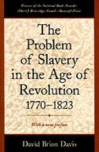 Ebook in inglese Problem of Slavery in the Age of Revolution, 1770-1823 Davis, David Brion