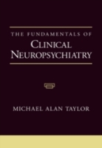 Ebook in inglese Fundamentals of Clinical Neuropsychiatry Taylor, Michael Alan
