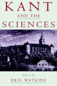 Ebook in inglese Kant and the Sciences -, -