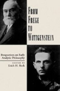 Ebook in inglese From Frege to Wittgenstein: Perspectives on Early Analytic Philosophy -, -