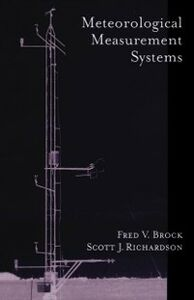 Ebook in inglese Meteorological Measurement Systems Brock, Fred V. , Richardson, Scott J.