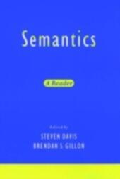 Semantics: A Reader