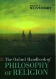 Ebook in inglese Oxford Handbook of Philosophy of Religion -, -