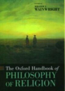 Foto Cover di Oxford Handbook of Philosophy of Religion, Ebook inglese di  edito da Oxford University Press