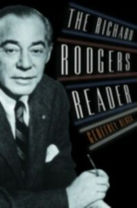 Ebook in inglese Richard Rodgers Reader Block, Geoffrey