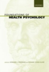 Ebook in inglese Foundations of Health Psychology -, -