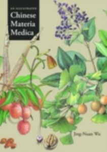 Ebook in inglese Illustrated Chinese Materia Medica Wu, Jing-Nuan
