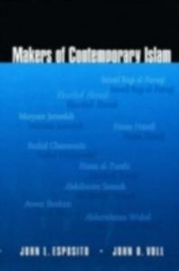 Ebook in inglese Makers of Contemporary Islam Esposito, John L. , Voll, John