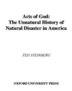 Ebook in inglese Acts of God THEODORE, STEINBERG