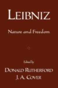 Foto Cover di Leibniz: Nature and Freedom, Ebook inglese di  edito da Oxford University Press